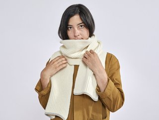 Coyuchi Sierra Climate Beneficial Wool Scarf