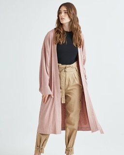 Richer Poorer Women's Robe Coat
