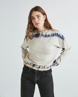 Richer Poorer Women's Long Sleeve Relaxed Tee