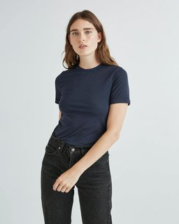 Richer Poorer Women's Fitted Tee