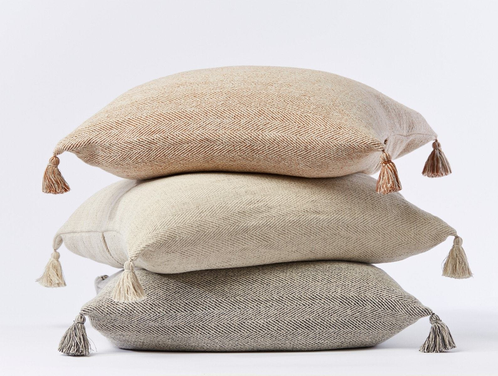 Photo 1 of 1 in Coyuchi Presidio Organic Pillow Cover
