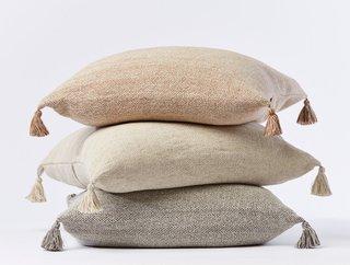 Coyuchi Presidio Organic Pillow Cover