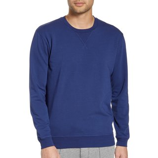 Goodlife Slim Micro Terry Crewneck Sweatshirt