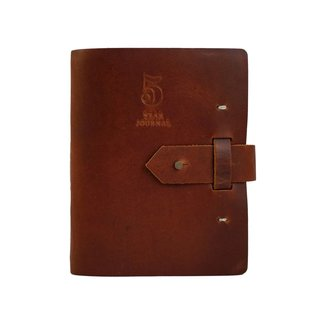 Rustico 5 Year Journal
