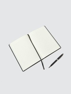 ROYCE Contemporary Pebble Grained Journal