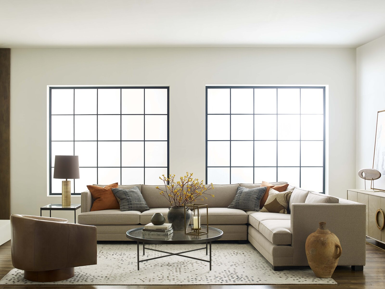 Photo 1 of 1 in The Mitchell Gold + Bob Williams Upholstery Sale Is Here to Amp Up Comfort at Home