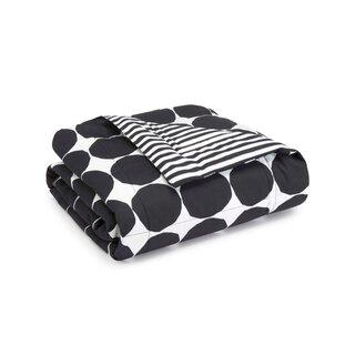Marimekko Pienet Kivet Reversible Throw Blanket
