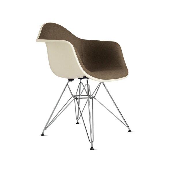 Herman Miller Eames Upholstered Shell Armchair