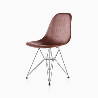 Herman Miller Eames Molded Wood Side Chair