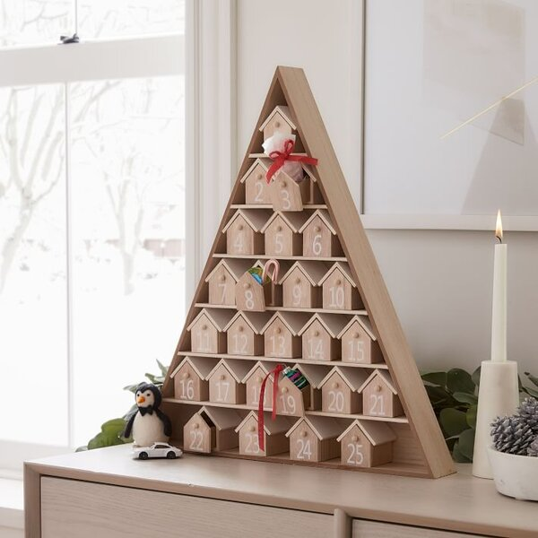 West Elm House Advent Calendar
