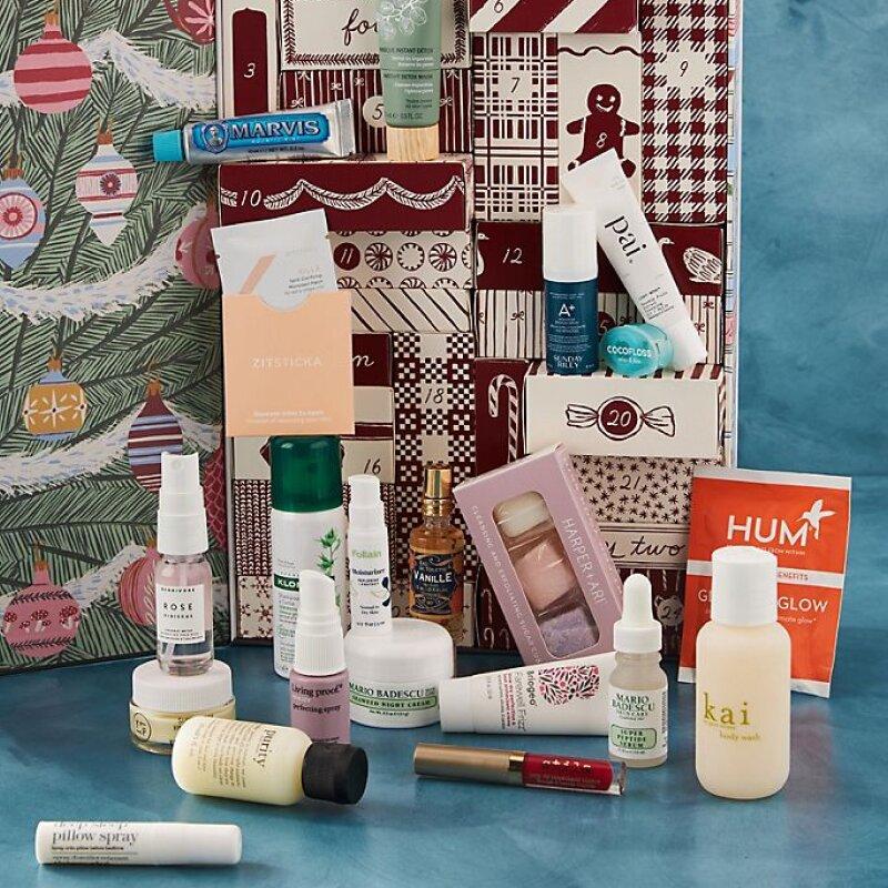 George & Viv 24 Days of Beauty Advent Calendar