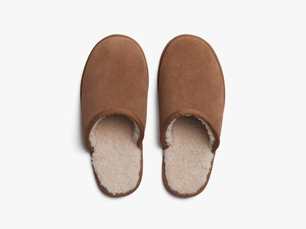 Parachute Suede Slippers