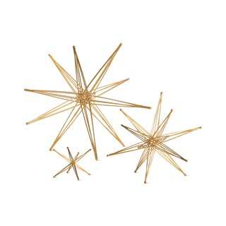 John Kostick Foldable Star Sculptures