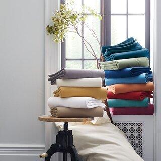 The Company Store Company Cotton Flannel Sheet Set