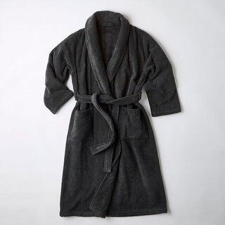 The Company Store Company Cotton Men's Turkish Cotton Long Robe