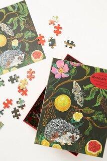 Nathalie Lete In The Dark Garden Puzzle
