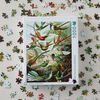 New York Puzzle Company Hummingbirds Puzzle