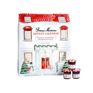 Bonne Maman Preserves Advent Calendar