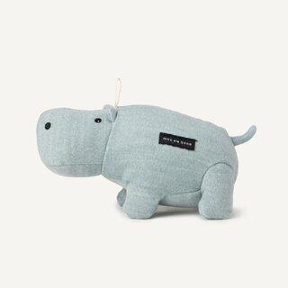 Max-Bone Hudson Hippo Plush Toy