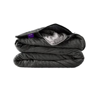 Purple + Gravity Weighted Blanket