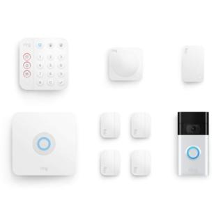 Ring Alarm 8-Piece Kit With Video Doorbell