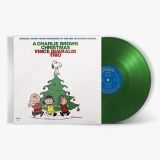 A Charlie Brown Christmas - Green Vinyl