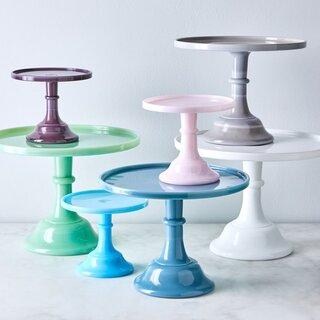 Mosser Glass Cake Stand