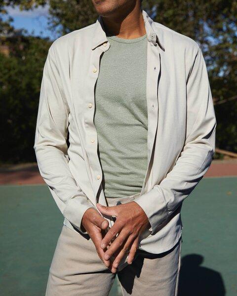 Alex Crane Blanket Shirt