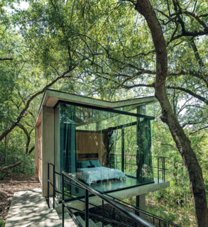 Four Tree House–Like Pods Form an Enchanting Retreat in Mexico