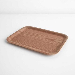 Non-Slip Willow Large Tray
