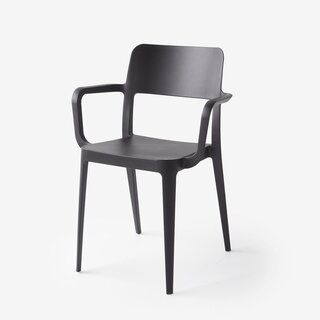Nene Black Armchair