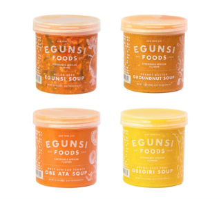 Egunsi Foods Introductory Bundle - 4 Pack