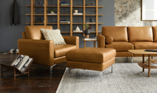 15 Snug Lounge Chairs That'll Let You Relax in Style