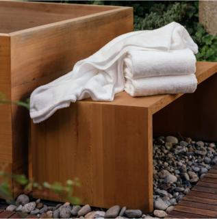 Sömn Plush Eco 100% Organic Cotton Towels 3 Peice Bundle Set