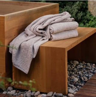 Sömn Eco Cotton Bamboo Towels - 3 Piece Set