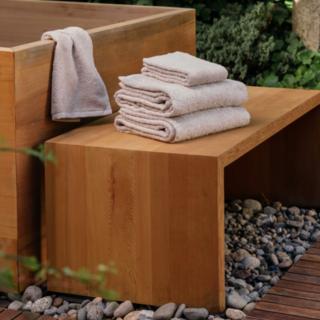 Sömn Eco Cotton Bamboo Towels - 4 Piece Set
