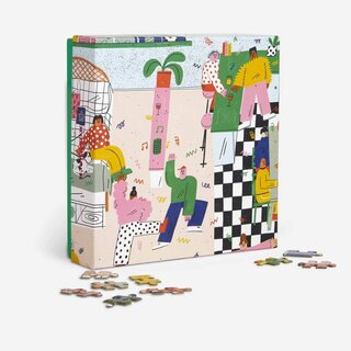 Brooklinen Indoor Party Puzzle