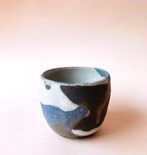 Beau Rush Ceramics O'Keeffe Tumbler