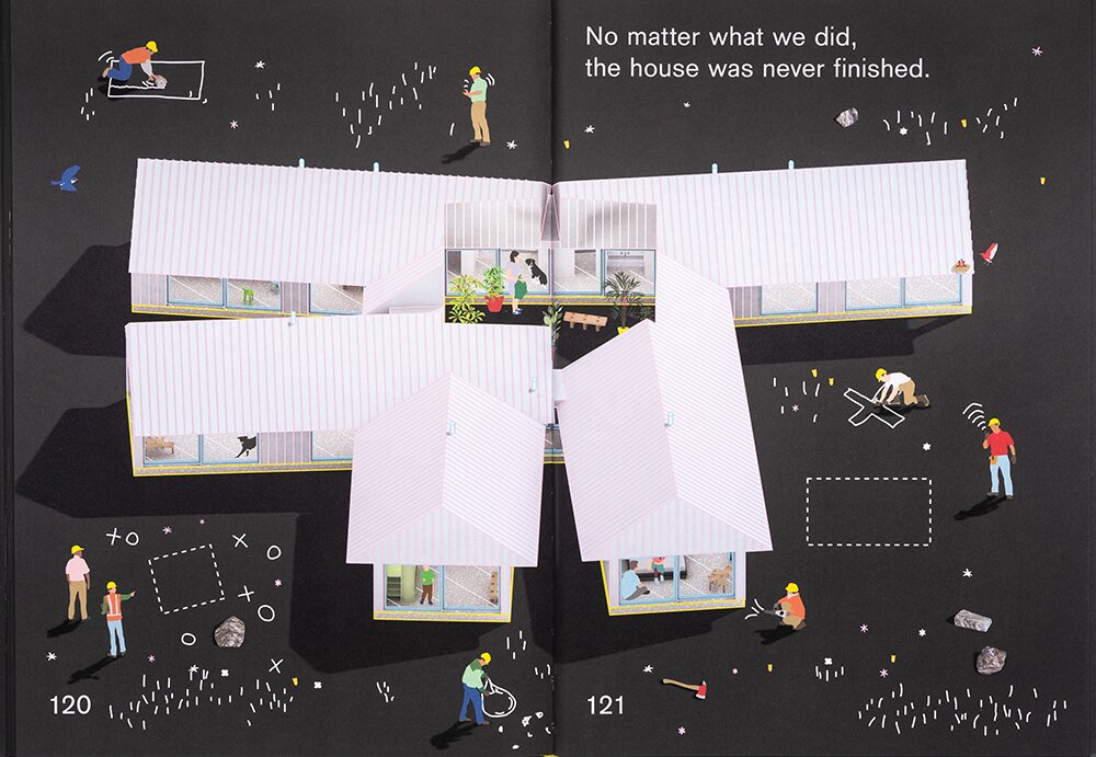 Photo 1 of 4 in A New Children's Book by MOS Architects Chronicles a Family's Quest for the Perfect Home