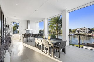 A Glistening Waterfront Home in Coral Gables, Florida, Asks $14M
