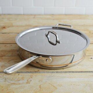 All-Clad Copper Sauté Pan