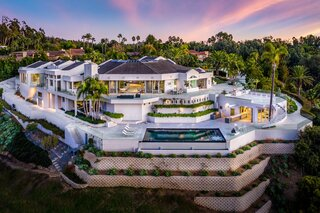 Live Large in This Sprawling Hillside Estate in California, Listed for $12.7M