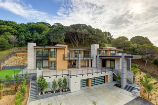 A Luminous Bay Area Home With Retractable, Glazed Walls Seeks $7M