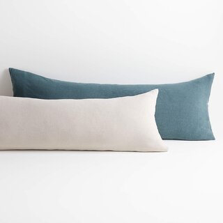 Crate and Barrel x Parachute Vintage Body Pillow