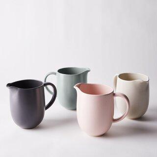 Casafina Modern Classic Ceramic Pitcher