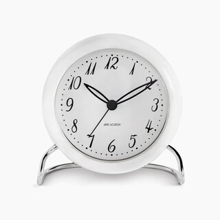 Arne Jacobsen LK Table Clock