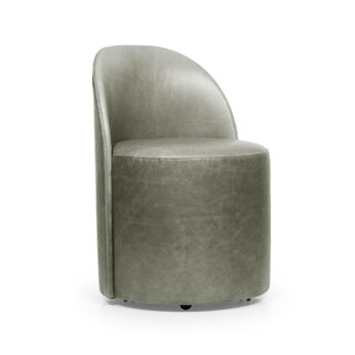 Mitchell Gold + Bob Williams Margaux Leather Side Chair