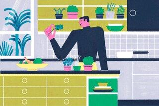 Dwell On This: Start an Indoor Herb Garden