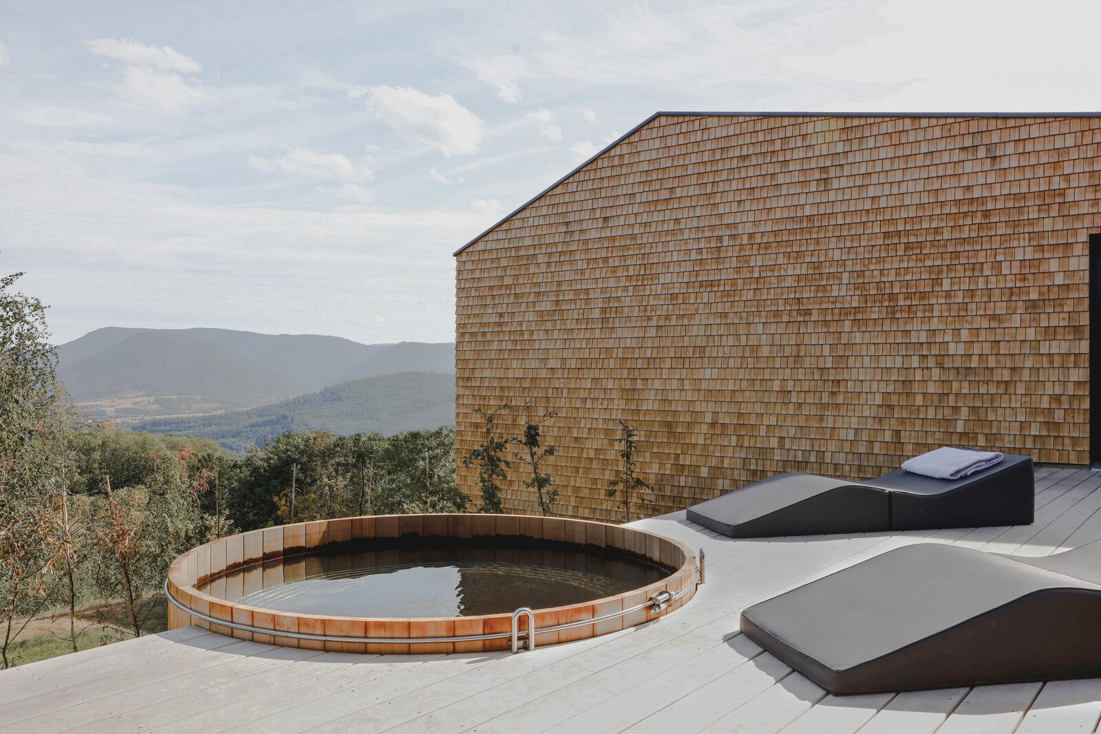 Breitenbach Landscape Hotel spa