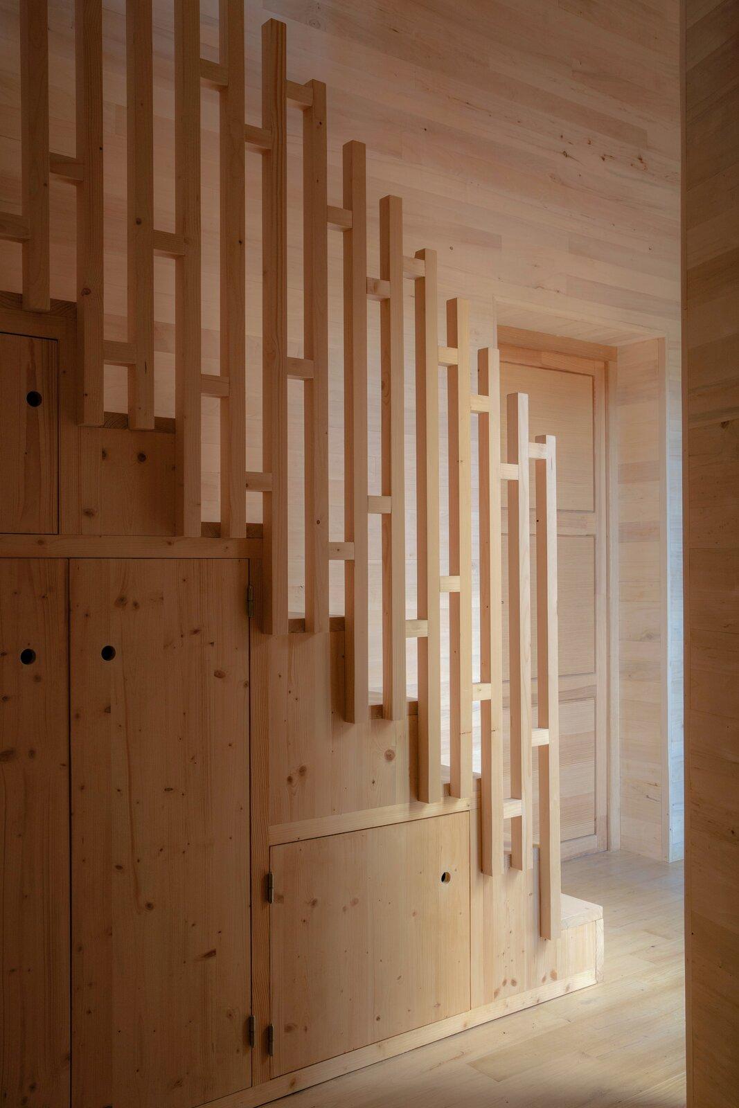 Breitenbach Landscape Hotel stairs